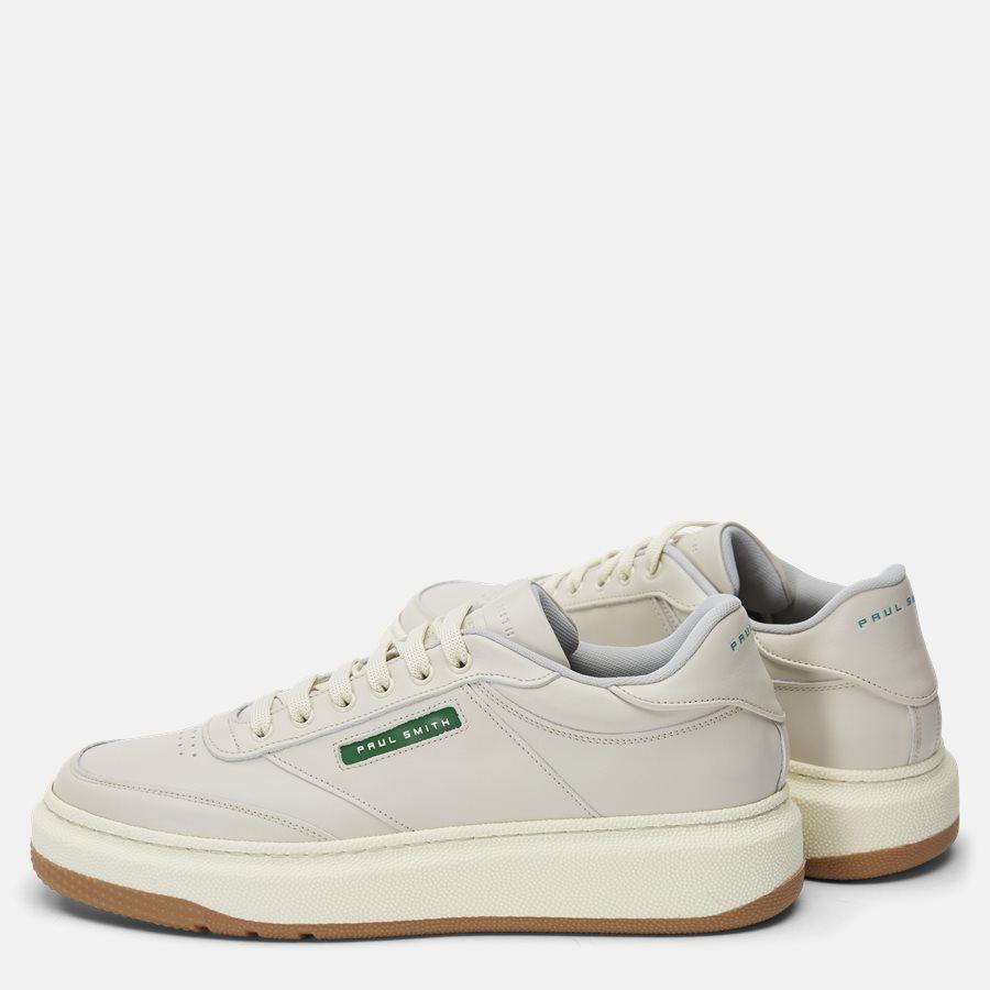 M1SHACK06 HACKNY AP1U - Shoes - OFF WHITE - 3
